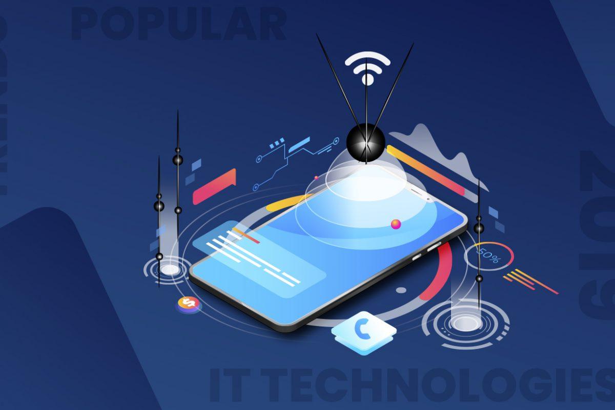 7 Most Popular IT Technologies Trends in 2020