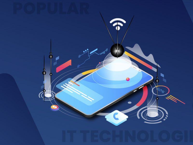 7 Most Popular IT Technologies Trends in 2020