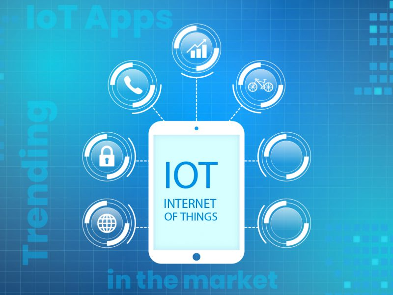 Top 8 Industries Sectors Benefits from IoT Technology