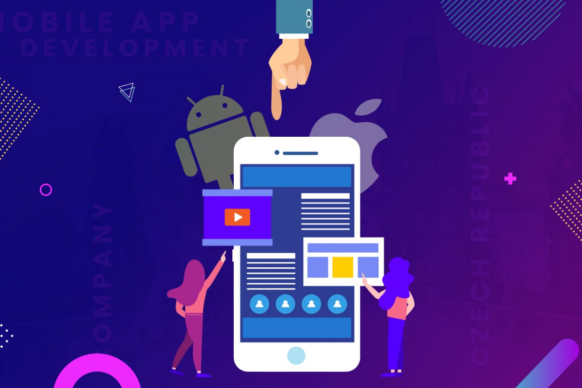 Top Mobile App Development Company in the Czech Republic