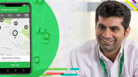 Interview with Careem's Co-Founder & CEO 'Mudassir Sheikha'
