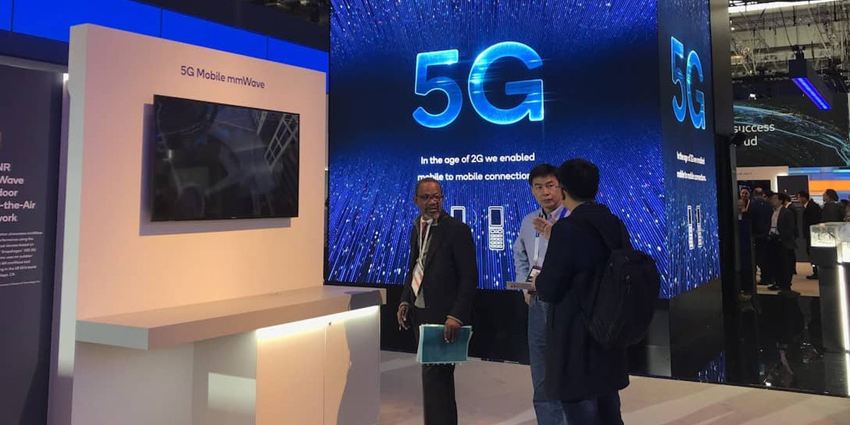 Mobile Congress Today -Spotlight on 5G Apps