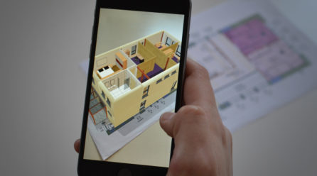 A Startup Has Created 3D AR Models Based Off Of 2D Floor Plans