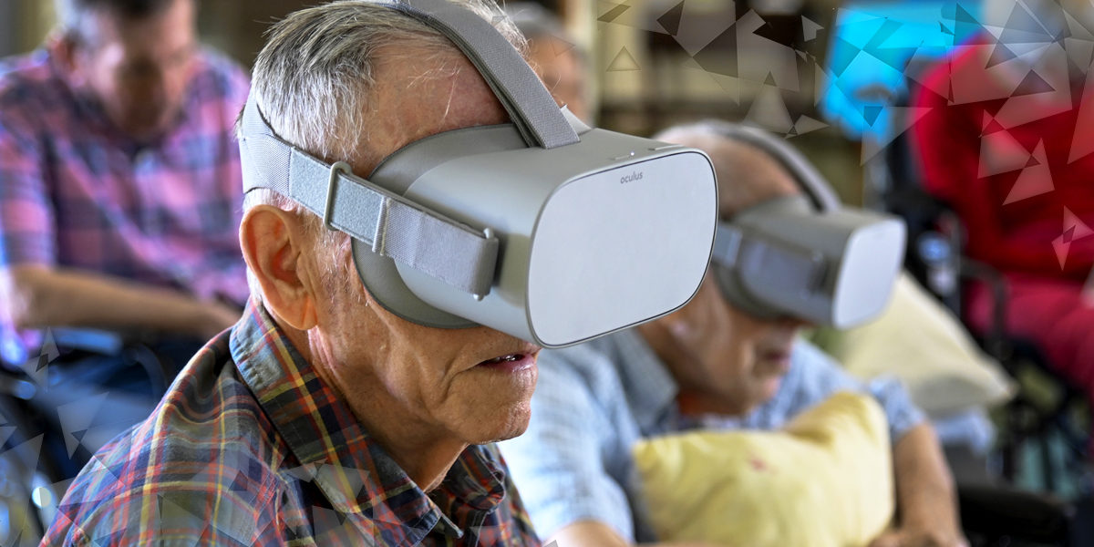 How Virtual Reality is Helping Elders to Live their Old Memories?