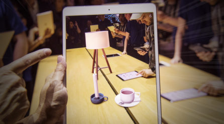 Apple to Enter the Augmented Reality Battle