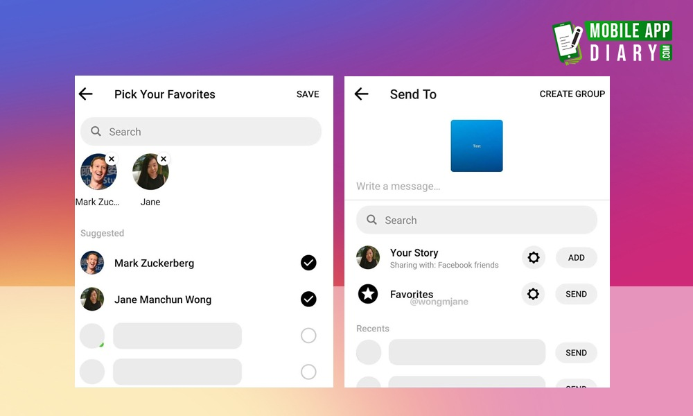 Facebook Will Add Instagram Close Friends Feature To Its Messenger App