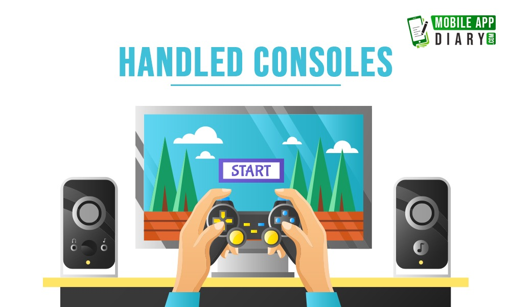 Handled Consoles app development trends 2020