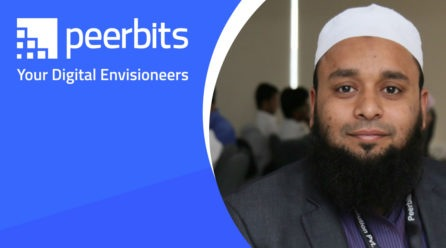 MobileAppDiary Recently Covered the Interview of Co-Founder & CEO of Peerbits, Shahid Mansuri