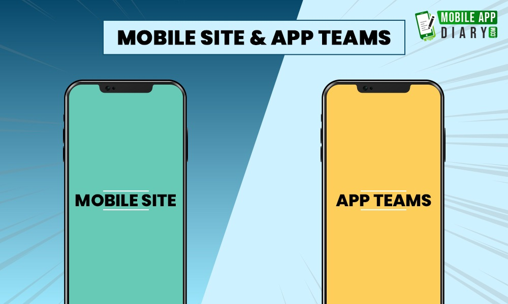 Mobile Site and App Teams to Optimize Customers Journey