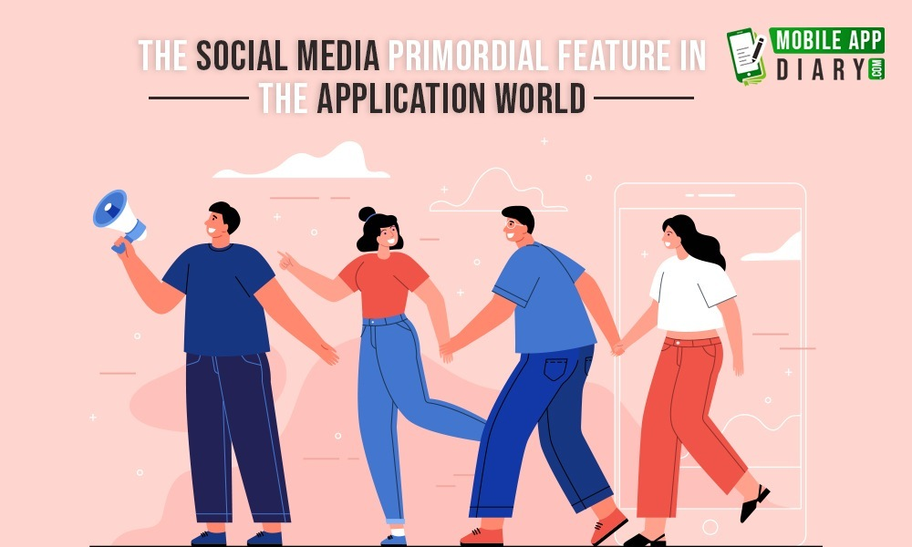 Social Media Primordial Feature In the Application World Game trends