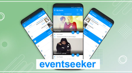 Eventseeker – Concerts Near Me App