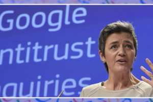 Google Data Practices in European Union Antitrust Scrutiny