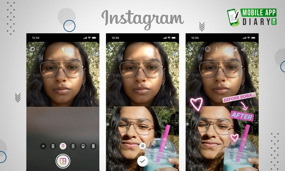 Instagram Update Multiple Story Posts
