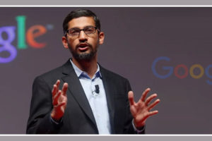 Sundar Pichai Takes Over as CEO of Parent Company Alphabet