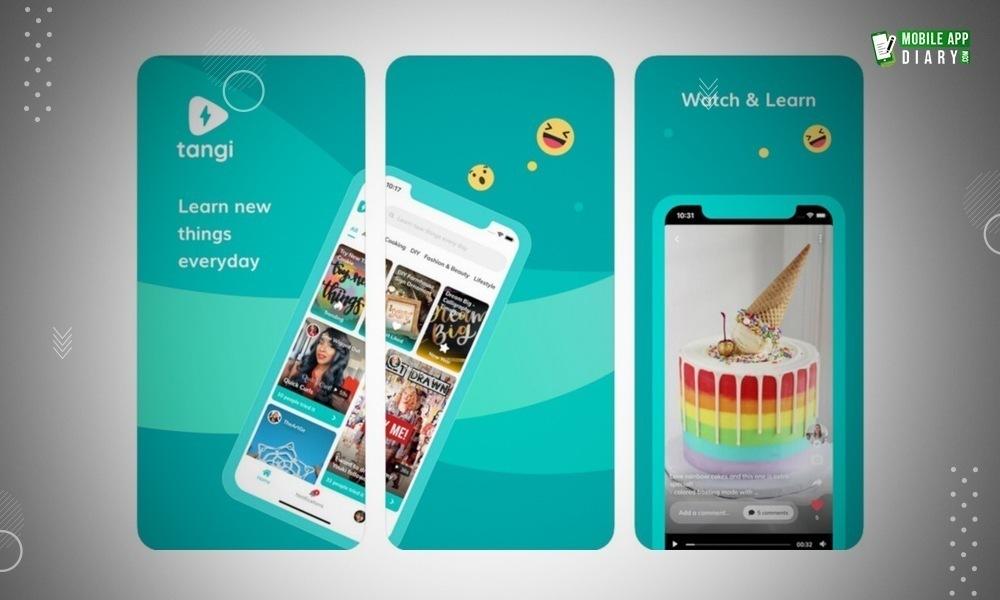 Google Area Short Video App Tangi