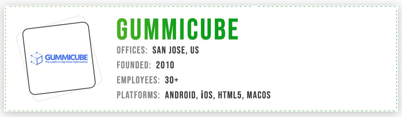 Gummicube Best ASO Company
