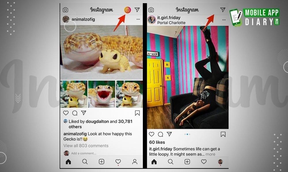 Instagram Released IGTV Button News