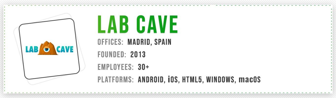 Lab Cave ASO services company