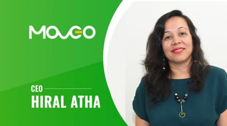 MoveoApps's CEO Hiral Atha Shared Her Journey with Mobile App Diary