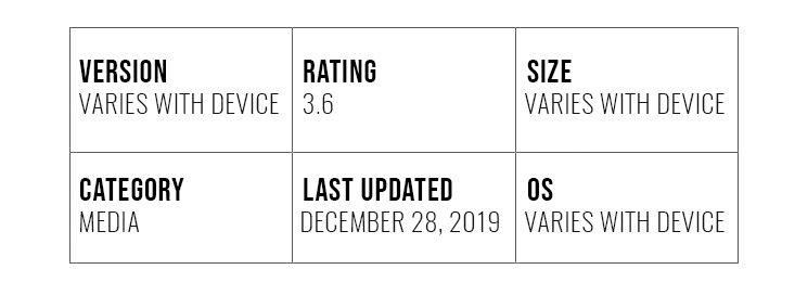 TiviApp App Review details
