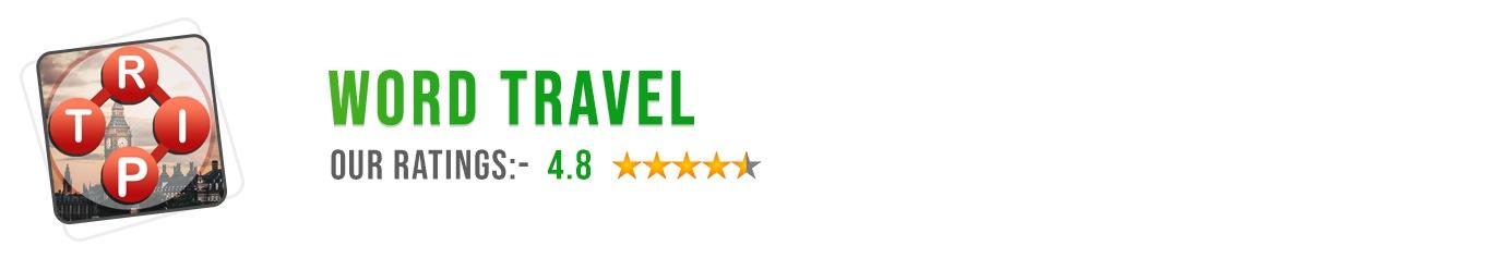 Word Travel Playstore App
