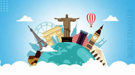 World Traveller : A World-Popular App Reviewed By Mobileappdiary !