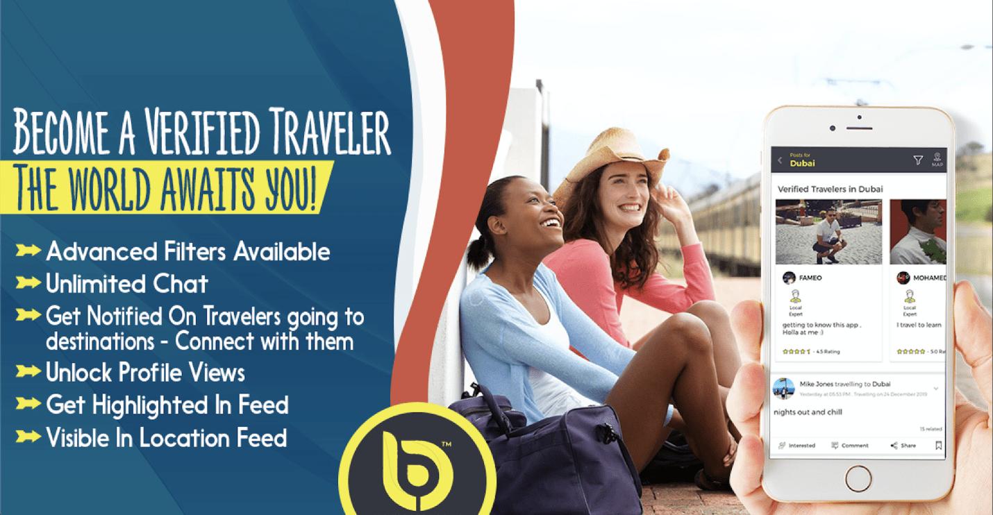 Travelbuddy world await to you