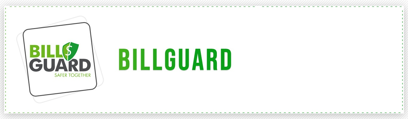 BillGuard for iPhone on Apple Store