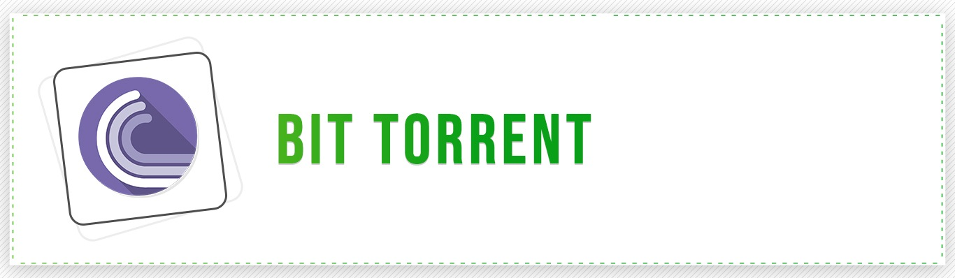 Bit torrent App Developed in Python