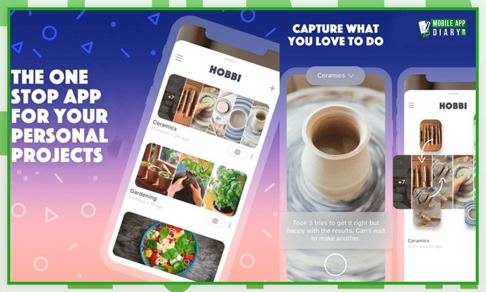 Facebook Latest App Hobbi to Document
