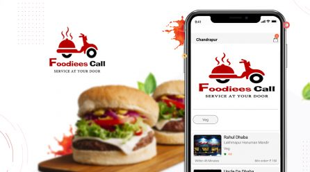 Foodiees Call: A Trendy App Reviewed by MobileAppDiary!