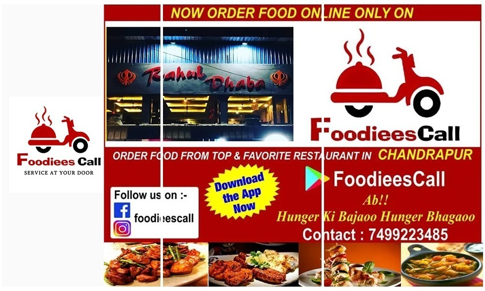 Foodiees now order food online