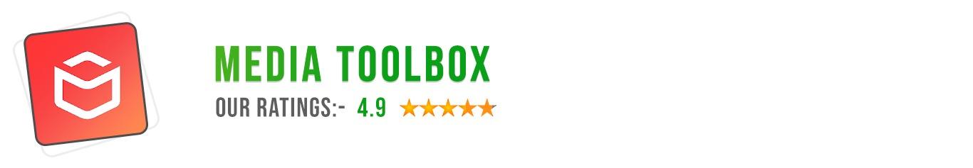 Media Toolbox App Review