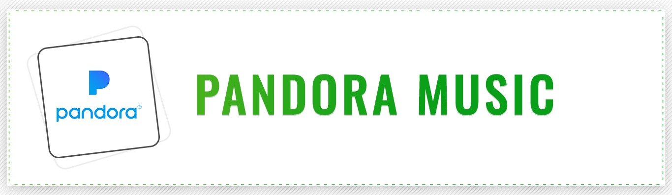 Pandora Music Best Android Music App on PlayStore