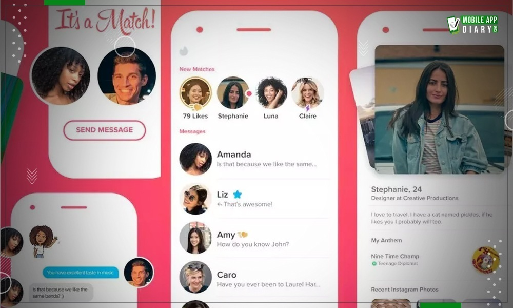 Tinder to New Functions Filter Matches