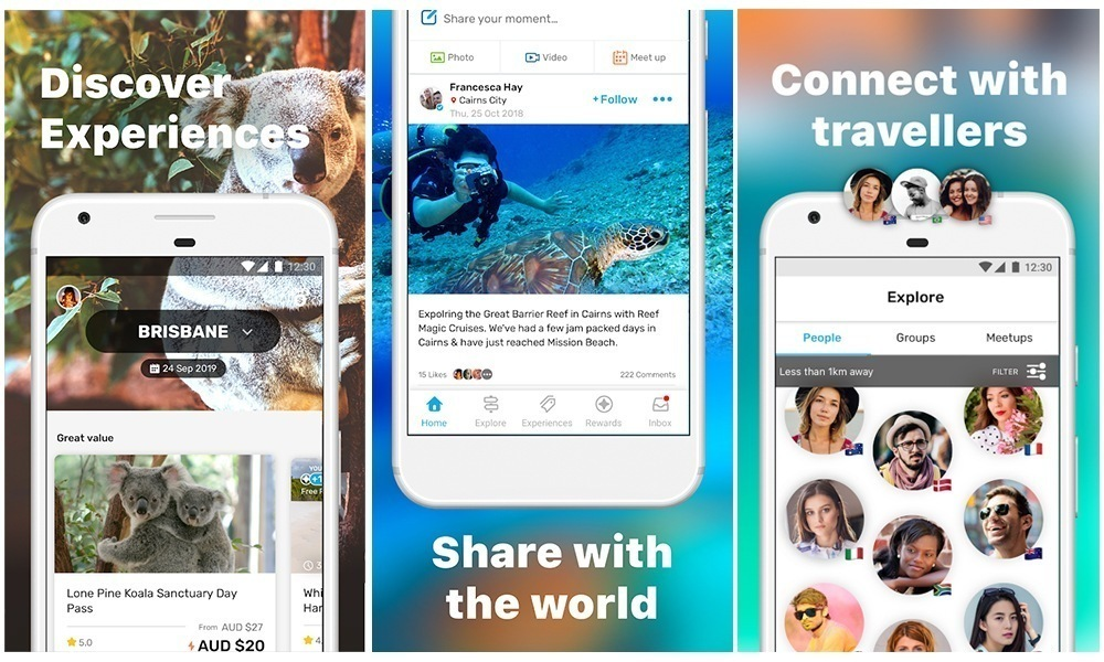 Travello App Your Social Travel Companion