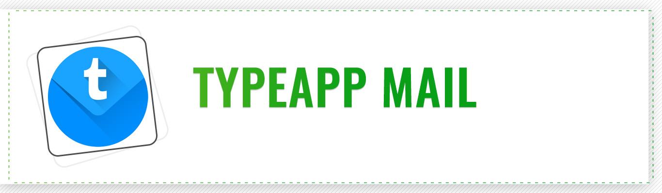 TypeApp Best Email App