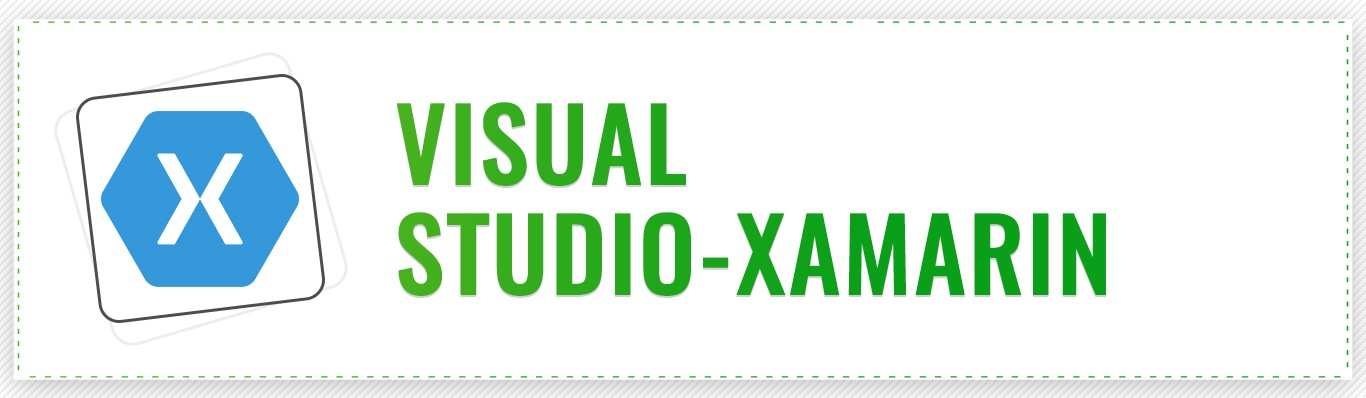 Visual Studio- Xamarin App Development Tool