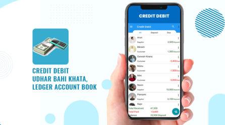 Credit Debit App