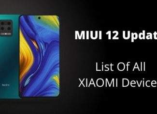 MIUI 12 Update: Things You Need to Know