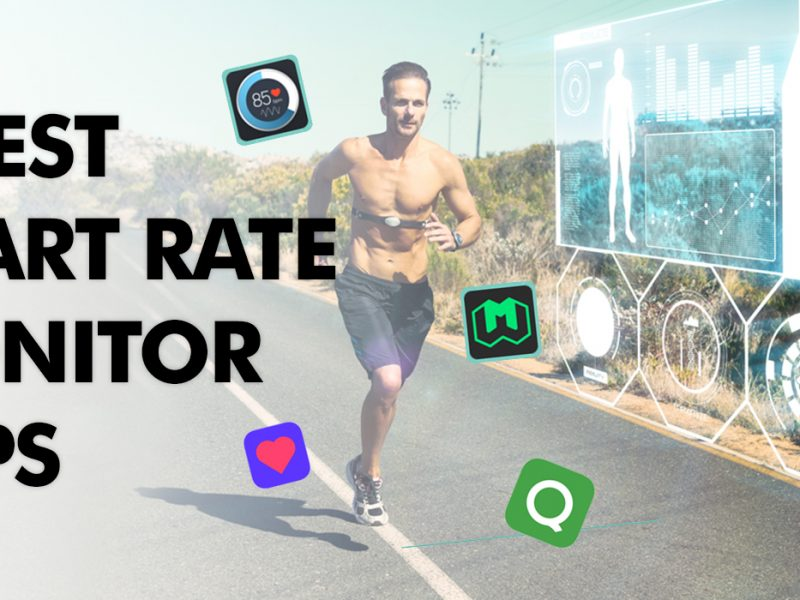 Top 5 Heart Rate Monitor Apps for 2020