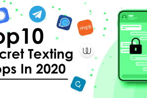 TOP 10 SECRET TEXTING APPS IN 2020