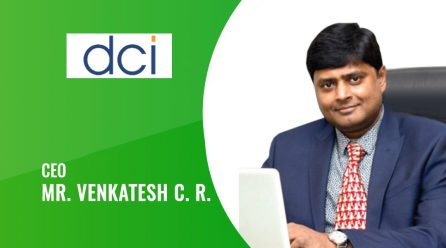 An interview With Dot Com Infoway CEO Mr. Venkatesh C.R.