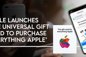 Apple Launches One Universal Gift Card To Buy 'Everything Apple'