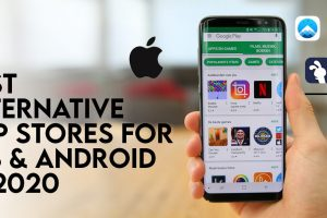 BEST ALTERNATIVE APP STORES FOR 2020