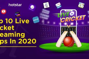 Top 10 Live Cricket Streaming Apps In 2020
