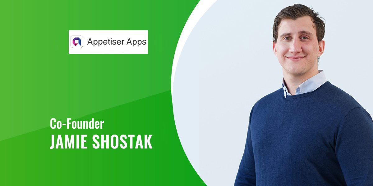 Interview with Jamie Shostak, Co-Founder of Appetiser