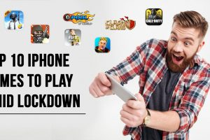Top 10 iPhone Games To Play Amid Lockdown