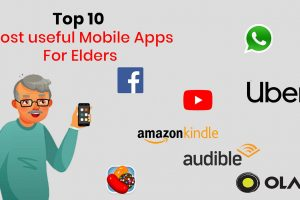 Top 10 Most Useful Mobile Apps For Elders