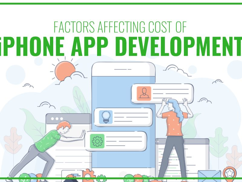 Factors Affecting Cost Of iPhone App Development